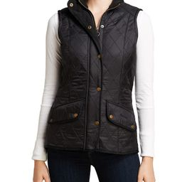 Cavalry Fleece Lined Diamond-Quilted Gilet | Bloomingdale's (US)