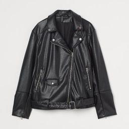 Biker jacket   H&M (UK, IE, MY, IN, SG, PH, TW, HK, KR)