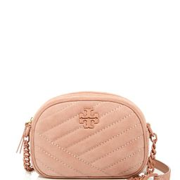 Kira Small Quilted Suede Camera Crossbody | Bloomingdale's (US)