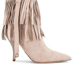 Trotting Bootie in Ice Suede | Revolve Clothing (Global)