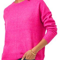 Center Seam Crewneck Sweater | Nordstrom | Nordstrom