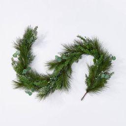 Pine and Eucalytus Garland - Threshold™ designed with Studio McGee   Target