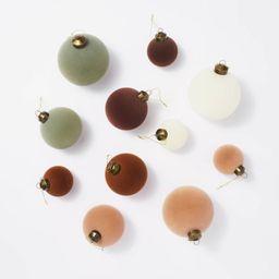 Large Set of Velvet Ornaments - Threshold™ designed with Studio McGee   Target