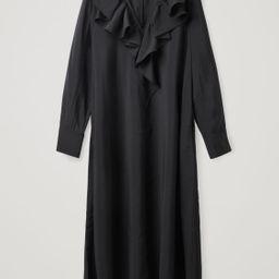 RUFFLED MAXI DRESS | COS (EU)