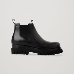 LEATHER CHELSEA BOOTS | COS (EU)