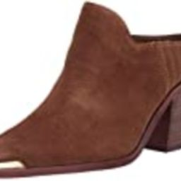 Dolce Vita Women's Kate Ankle Boot, DK Brown Suede, 10 | Amazon (US)