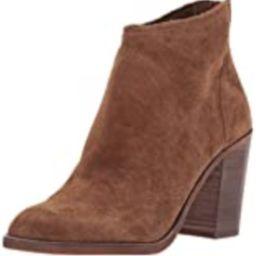 Dolce Vita Women's Stevie Ankle Boot, DK Brown Suede, 10 Medium US | Amazon (US)