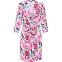 Mama Carrie Floral-Print Robe | Saks Fifth Avenue