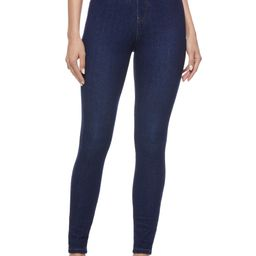Time and Tru Women's Stretch Knit Jeggings | Walmart (US)