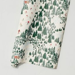 Winter Ski Scene Premium Gift Wrap - Hearth & Hand™ with Magnolia | Target