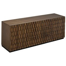 Alameda 81.5'' Wide Walnut Sideboard | Wayfair North America