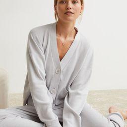 Fine-knit Cardigan | H&M (US)