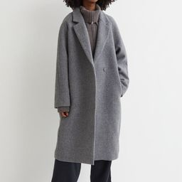 Coat | H&M (UK, IE, MY, IN, SG, PH, TW, HK, KR)