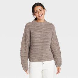 Women's Crewneck Pullover Sweater - Universal Thread™   Target