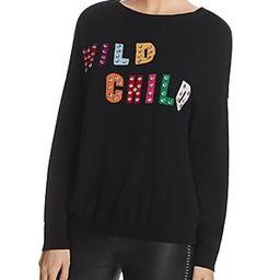 Alice + Olivia Bao Wild Child Sweater   Bloomingdale's (US)