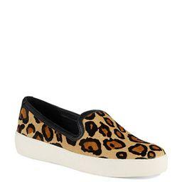 SAM EDELMANBecker Leopard Print Sneakers | Lord & Taylor