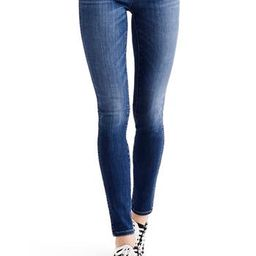 Women's Madewell 10-Inch High-Rise Skinny Jeans, Size 33 - Blue | Nordstrom
