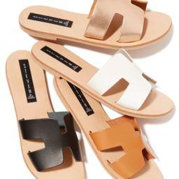 Steven by Steve Madden Greece Sandals | Macys (US)