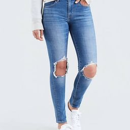 Levi's 721 High Rise Skinny Jeans - Women's 23x30 | LEVI'S (US)