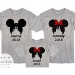 Disney Family Shirts, Disney Shirts, Disney Shirts For family, Personalized Disney Shirts, Matching Disney Shirts, Disney Vacation Shirts | Etsy (US)