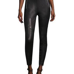 Marissa Leather Panel Leggings | Saks Fifth Avenue