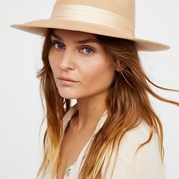 Nico Silk Band Felt Hat by Lack of Color at Free People | Free People (US)