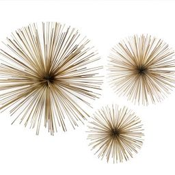 Twos Company Wall Flowers, Set of 3   Amazon (US)