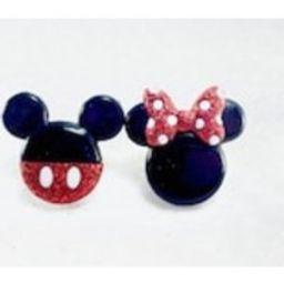 Disney Earrings, Mickey Mouse Earrings, Minnie Mouse Earrings, Disney Jewelry, Disney Vacation Earrings, Mouse Ears, Disney Honeymoon Ears | Etsy (US)