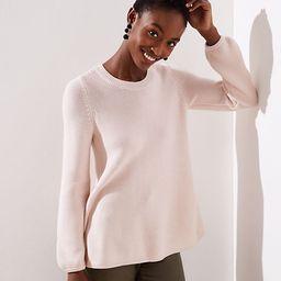 LOFT Swingy Sweater | LOFT