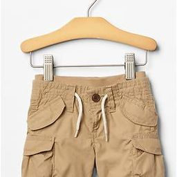 Pull-on cargo shorts | Gap US
