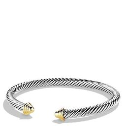 David Yurman Cable Classics Bracelet with Gold | Bloomingdale's (US)
