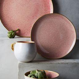 Perasima Dinner Plate - Pink, Size Dinner | Anthropologie (UK & EU)