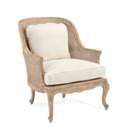 Cane-Back Bergere Arm Chair   Wayfair North America