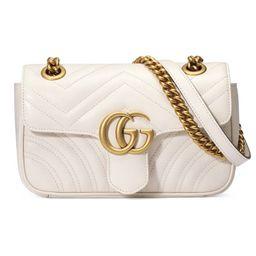 GG Marmont matelassé mini bag   Gucci (US)