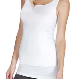 Women's Blanqi Everyday(TM) Pull-Down Postpartum + Nursing Support Tank Top, Size Small - White | Nordstrom