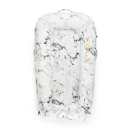 DockATot Deluxe Plus Dock - Carrara Marble, White Gray | Target