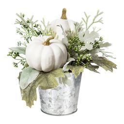 White Pumpkin Tabletop Décor | zulily
