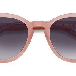 Augustine prescription sunglasses (Pink) | EyeBuyDirect.com