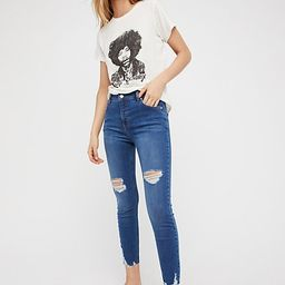 Shark Bite Skinny Jeans by We The Free at Free People | Free People (US)