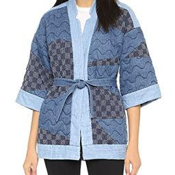 Patchwork Kimono | Shopbop