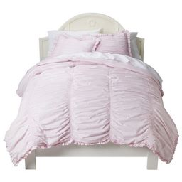 Simply Shabby Chic® Ruched Comforter Set | Target