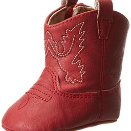 Baby Deer Western Boot (Infant),Red,3 M US Infant   Amazon (US)