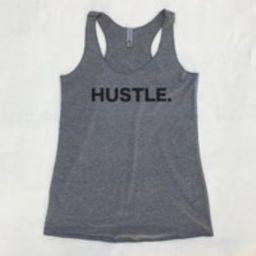 Hustle Tank  Workout Tank  Yoga Shirt  Gym Shirt  Gym Tank  Yoga Top   Etsy (US)