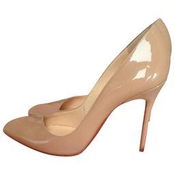 Corneille patent leather heels | Vestiaire Collective US
