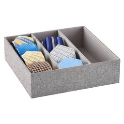 3-Section Drawer Organizer   The Container Store