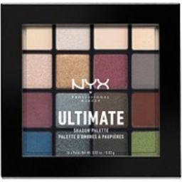 NYX Professional Makeup Smokey & Highlight Ultimate Shadow Palette   Ulta