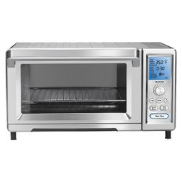 Cuisinart Chef's Convection Toaster Oven - Stainless Steel TOB-260N, Silver | Target
