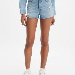 Levi's Ribcage Shorts - Women's 23   LEVI'S (US)