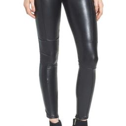 Women's Bishop + Young Faux Leather Ankle Leggings | Nordstrom