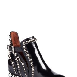 Women's Jeffrey Campbell Rylance Studded Bootie, Size 6 M - Black | Nordstrom